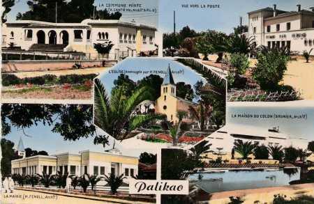 PALIKAO - Carte Postale