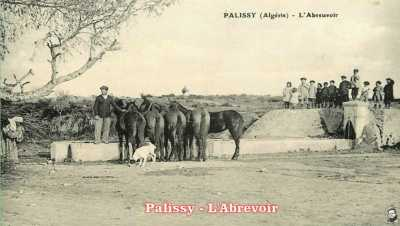 PALISSY - L'abreuvoir