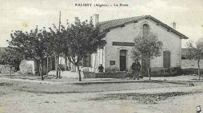 PALISSY - La Poste