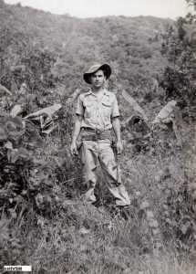 Roland GOUBARD en Indochine