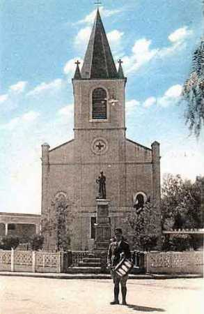 PARMENTIER - Eglise