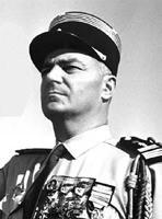Lieutenant-Colonel De La CHAPELLE 1960-1961
