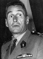 Chef d'Escadron Ogier de Baulny 1956