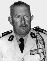 Lieutenant-Colonel SPITZER 1956-1958