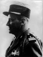 Lieutenant-Colonel Barazer de Lannurien 1961-1962