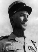 Lieutenant-Colonel de Monplanet 1962-1963