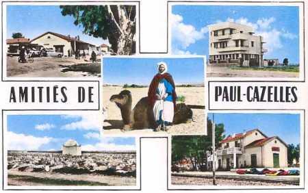 PAUL-CAZELLES - Carte Postale