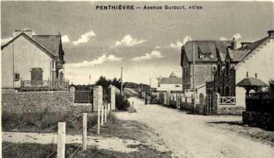 PENTHIEVRE - L'Avenue Surcouf