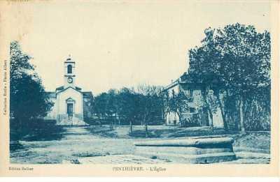 PENTHIEVRE - L'Eglise
