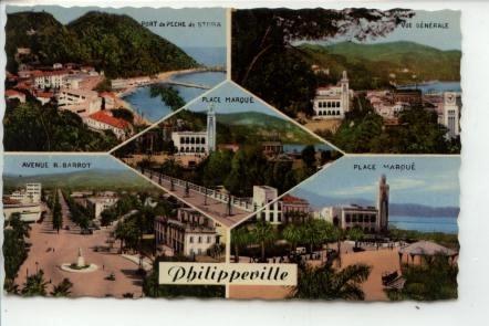 PHILIPPEVILLE - Carte Postale