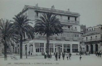 PHILIPPEVILLE - Hotel  FOY