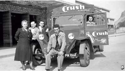PHILIPPEVILLE CACIOTOLO et son camion CRUSH