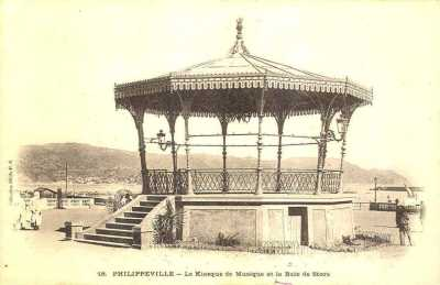 PHILIPPEVILLE - le Kiosque