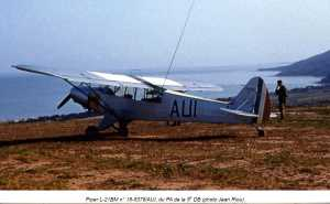 PIPER L-21 BM