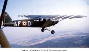 Piper L-21