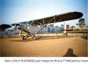 PIPER L-21B
