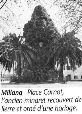 MILIANA - place Carnot