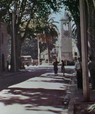 MILIANA - La place CARNOT
