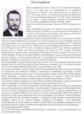 Pierre LAGAILLARDE