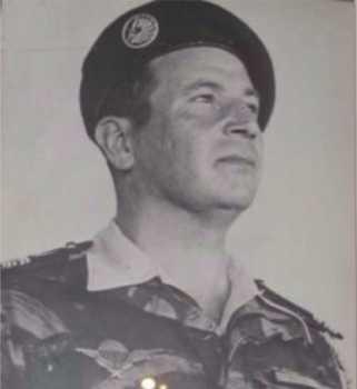 Lieutenant-Colonel PLASSARD 1960 - 1961
