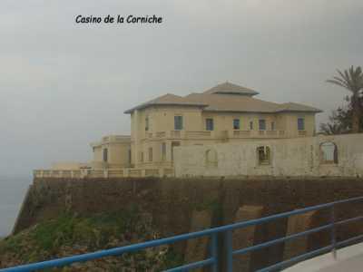 POINTE PESCADE Le Casino de la Corniche ----    L'attentat du 3 Juin 1957