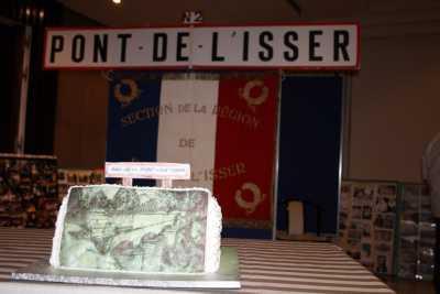 PONT DE L'ISSER - Le Fanion
