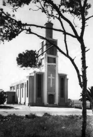 PORT-aux-POULES - L'Eglise