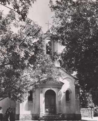 PORT-GUEYDON - L'EGLISE