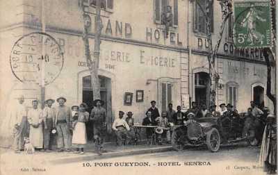 PORT-GUEYDON - Grand Hotel SENECA