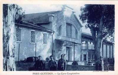 PORT GUEYDON La Cave COOPERATIVE
