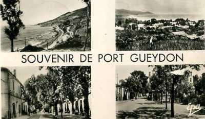 Souvenir de PORT-GUEYDON