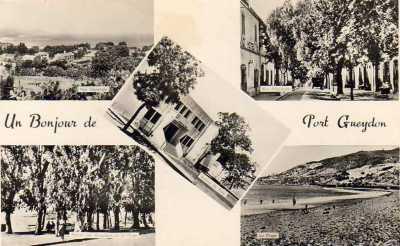 Souvenir de PORT-GUEYDON - 2