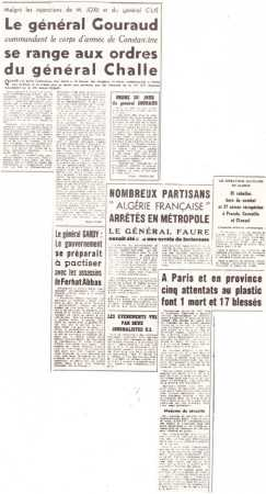 24 Avril 1961
