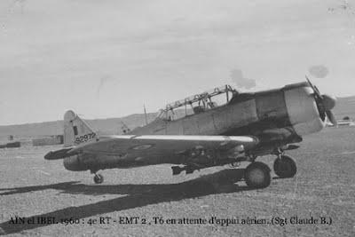 Ain-el-Ibel 1960 - T6 en attente