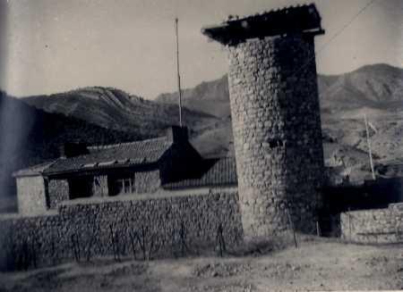 Un poste dans le Hodna