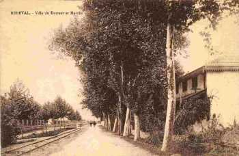 REBEVAL - Villa du Docteur
