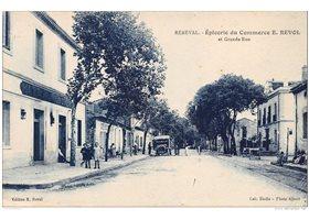 REBEVAL - Carte Postale