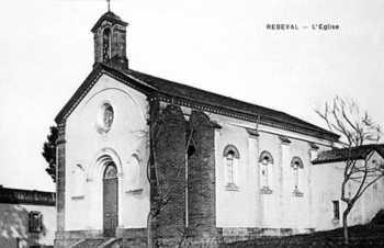 REBEVAL - L'Eglise