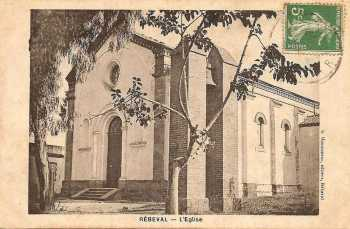 REBEVAL - L' Eglise