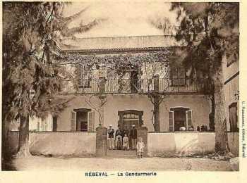 REBEVAL - La Gendarmerie