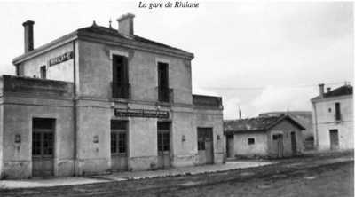 La Gare de RHILANE