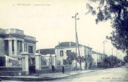 RIO SALADO - Avenue des Villas