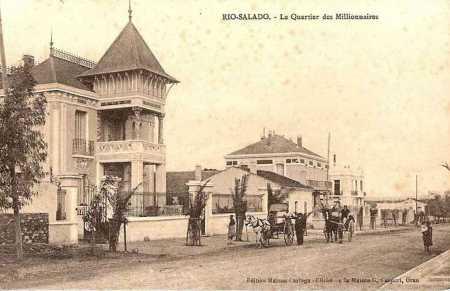 RIO SALADO - Le Quartier des Millionnaires
