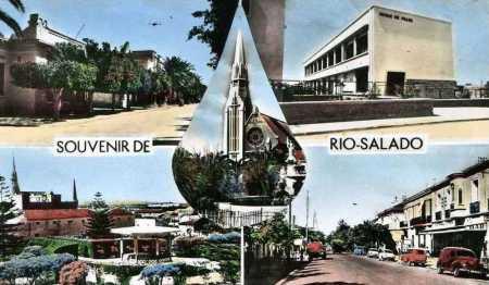 RIO SALADO - Souvenirs