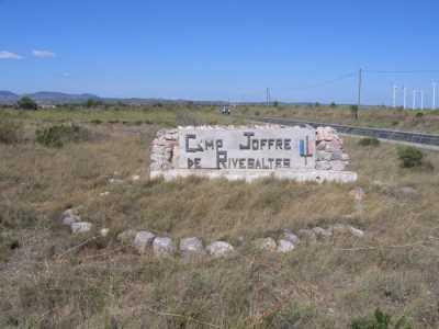 RIVESALTES - Le Camp