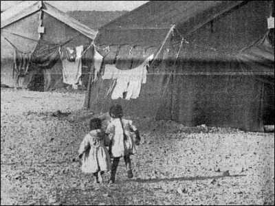 RIVESALTES - 1962 Camp de Harkis