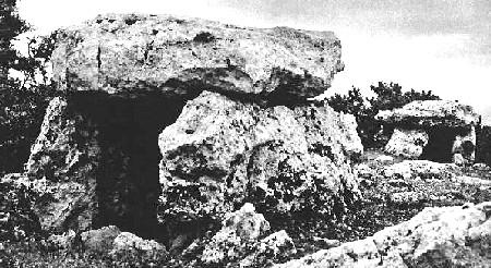 ROKNIA Les vestiges antiques