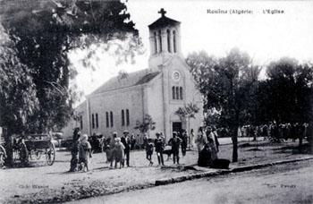 ROUINA - L'Eglise