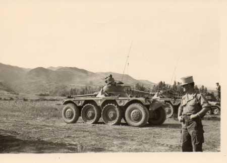 ROVIGO  1960 - Tir au canon au Camp du Lido