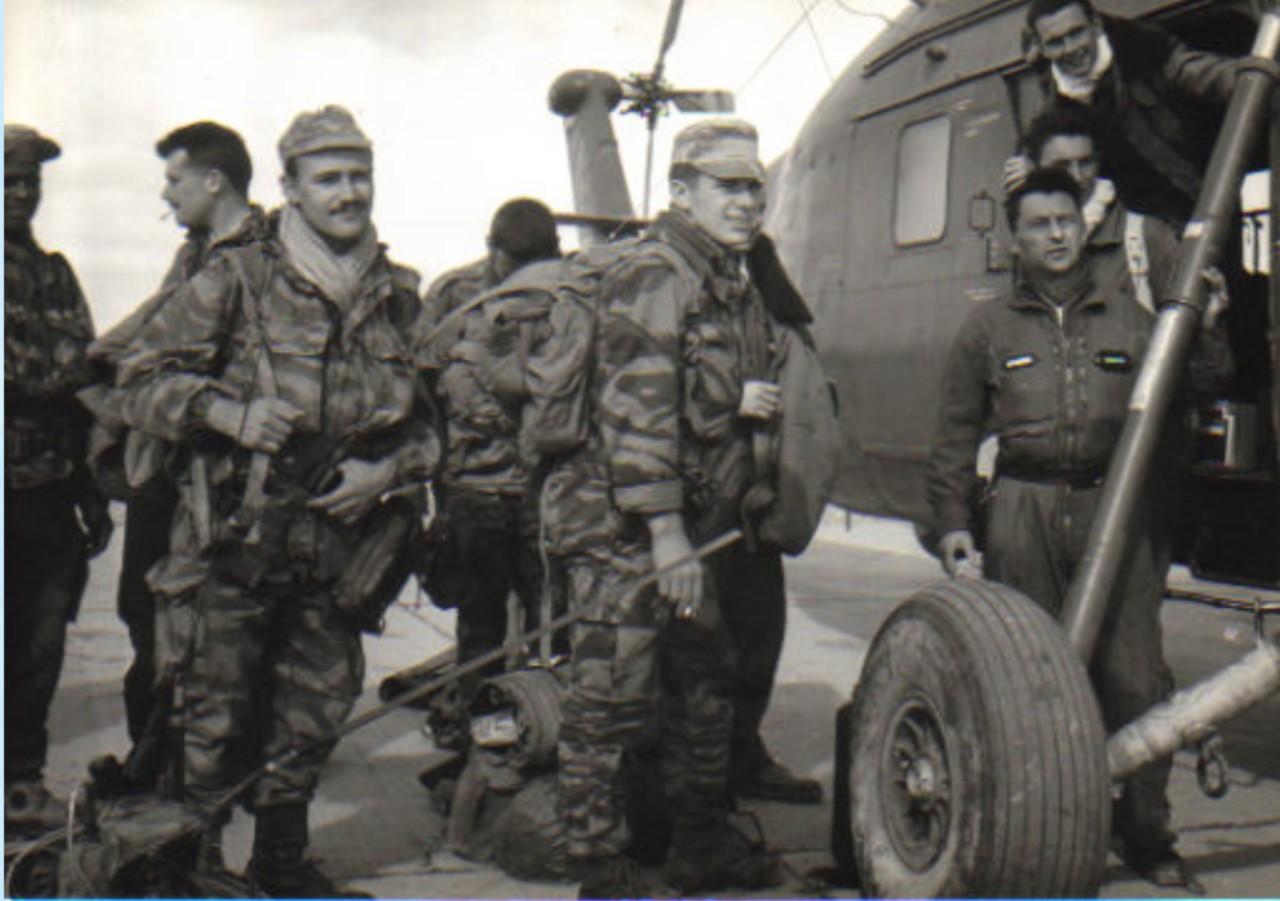 1959 COLOMB-BECHAR Commando de l'air 40